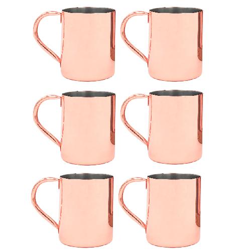 Pack Mugs Cobre