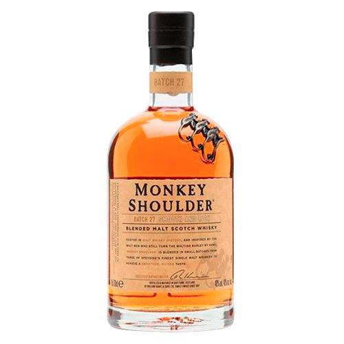 Whiskey Monkey Shoulder