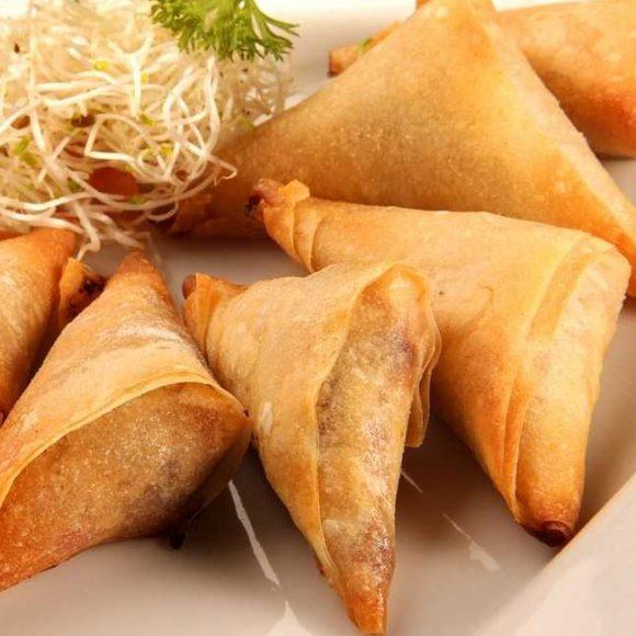 Empanadas de Carne Mongoliana