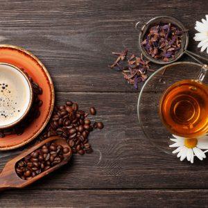Té, Café y Dulces
