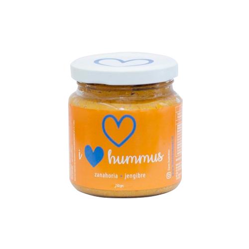Hummus Zanahoria