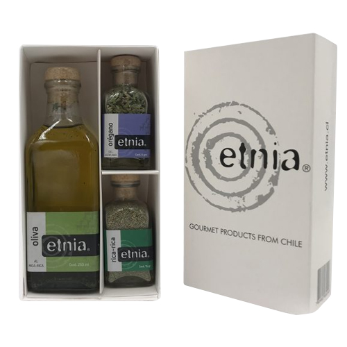 Aceite de Oliva Orégano Rica Rica
