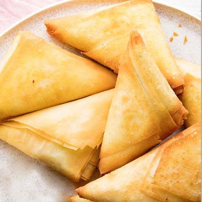 Empanada Camarón Mandarín