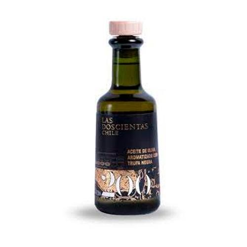 Aceite de Oliva a la Trufa Negra