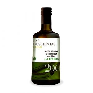 Aceite de Oliva Jalapeño