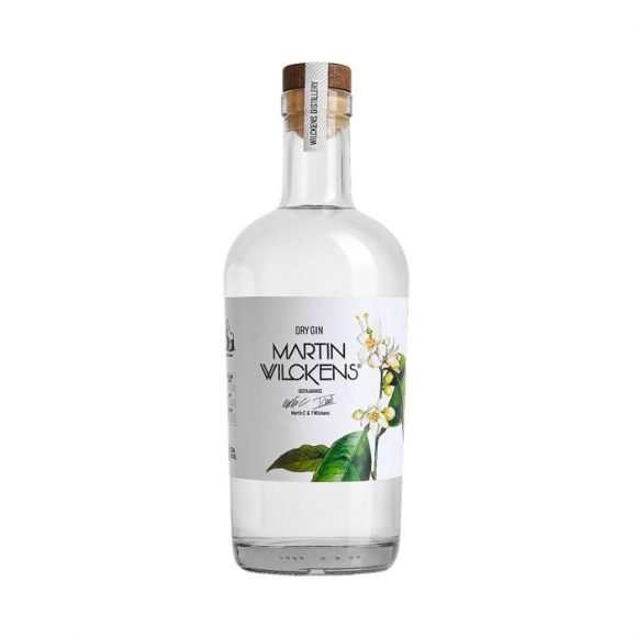 Gin Martin Wilckens.
