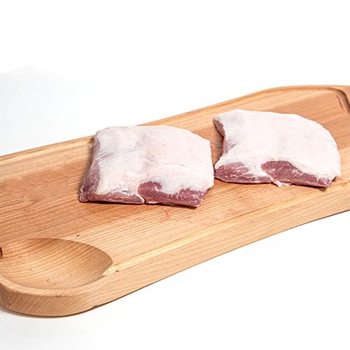 Plateada de Lomo de Cerdo