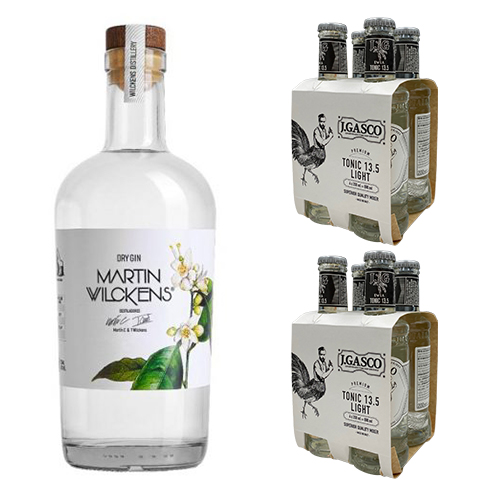 Pack Gin Martin Wilckens