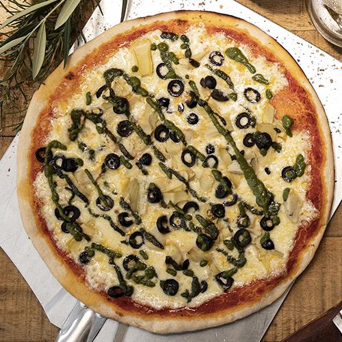 Pizza Alcachofa